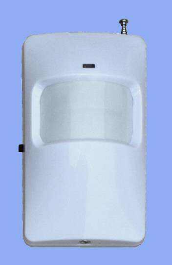 PIR pohybové bezdrátové čidlo pohybu pro GSM alarm typ HG-PIR1