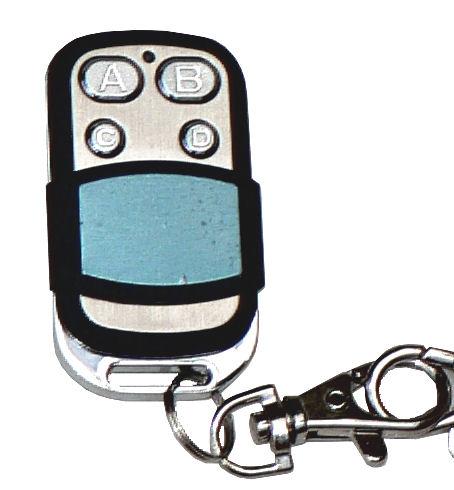 Dálkový ovladač (klíčenka) pro GSM alarmy HG - typ HG-RC2