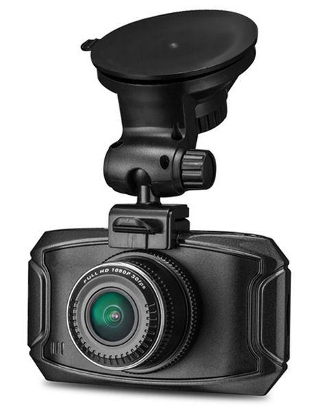 Profesionální kamera do auta s GPS Super HD  černá skříňka Hütermann SmartCam 1296P čip A7