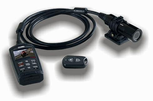 FULL HD kamera motorsport HCR 310HD Racing 1080 policejní sportovní moto s LCD displejem (vhodná pro potřeby policie)