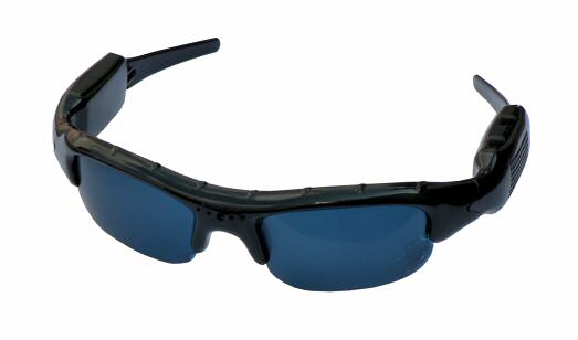 Skrytá barevná špionážní kamera v brýlích brýle s kamerou SPY-CAM 5620