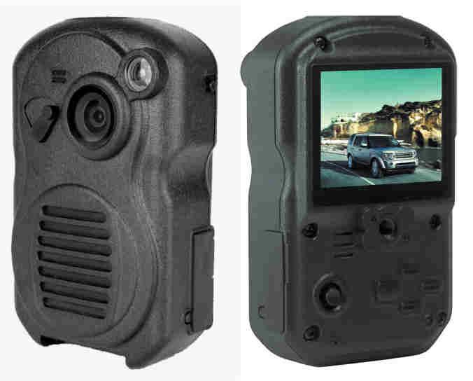 Palubní kamera do auta s GPS logger FULL HD 1080p operativní černá skříňka on board 1920x1080 GPS580 se záznamem a LCD