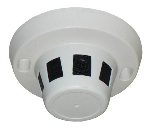 Skrytá CCD- kamera v pouzdře kouřového čidla CSMOKE01