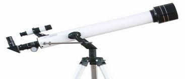 Hvězdářský dalekohled HT-70060 čočkový teleskop 60-700 zvětšení 525x