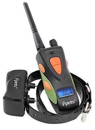 iPets PET-617 elektronický výcvikový obojek s LCD displejem DOG TRAINER T11