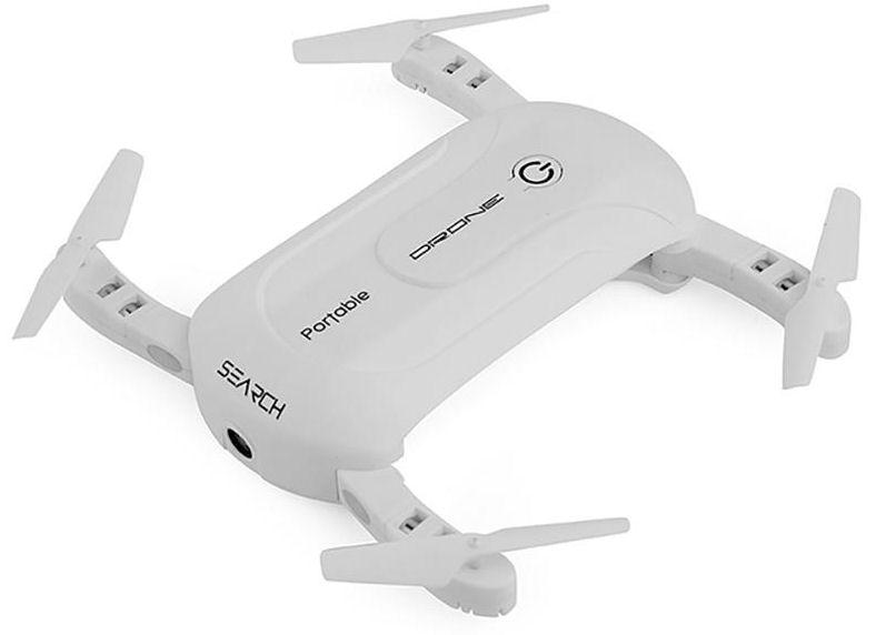 Minidron skládací s Wifi kamerou - dron ovládaný mobilem s on-line přenosem obrazu z kamery do mobilu