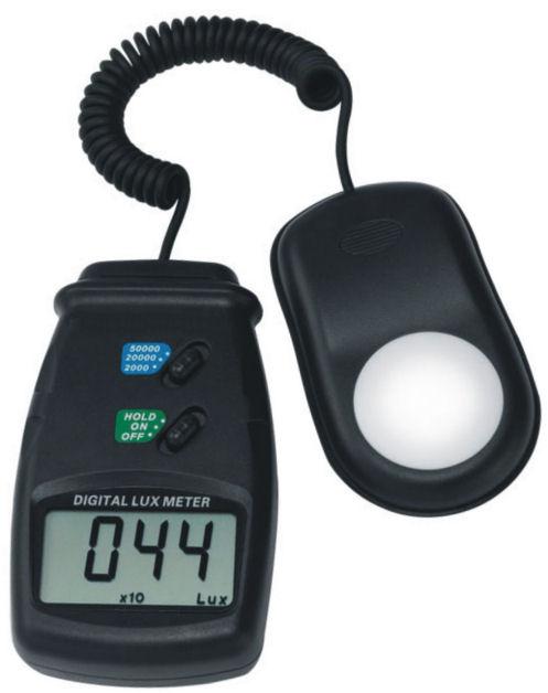 Digitální luxmetr HL-1010 - měřič intenzity osvětlení expozimetr