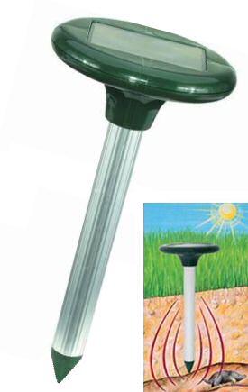solární odpuzovač krtků MR12S