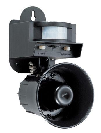 Plašič ptáků elektronický odpuzovač špačků  SB-2001