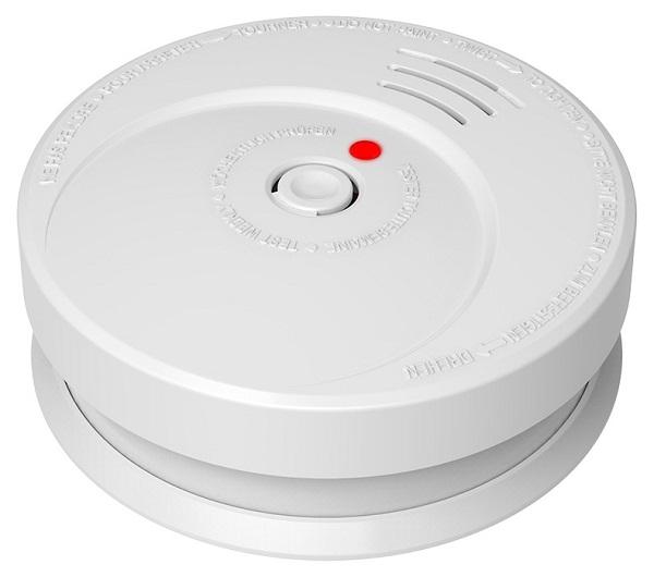 Požární hlásič a detektor kouře GS506 alarm