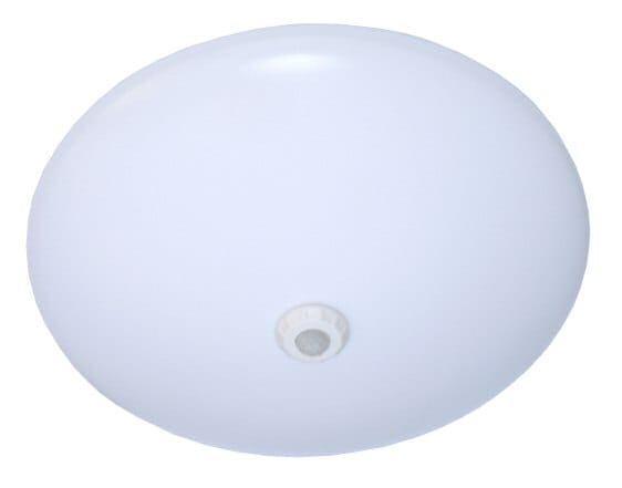 Svítidlo s čidlem pohybu (pohybovým infraspínačem) s úspornou zářivkou