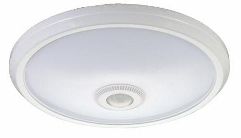 Svítidlo LED s čidlem pohybu stropní  nástěnné přisazené ST77A Hutermann Giro 40A