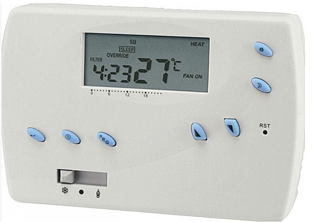 Euro Thermo 091-N/ F programovatelný termostat týdenní pokojový prostorový