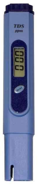 Měřič TDS - čistoty vody HD-139