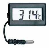 HT-02C teploměr digitální s externím čidlem, rozsah měření teploty: -50 až +110C