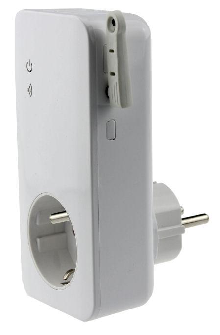 GSM zásuvka s termostatem GS40 - spínač - ovládaný mobilem